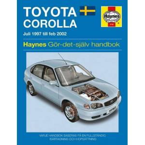 Toyota Corolla (juli 1997 - feb 2002)