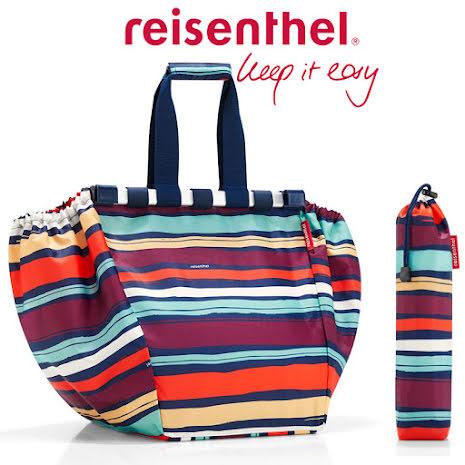 REISENTHEL Easyshoppingbag Artist Stripes