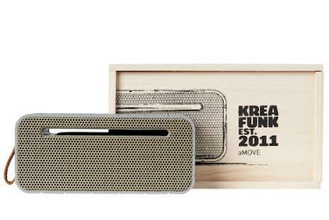 KREAFUNK Amove, Cool Grey, With ...
