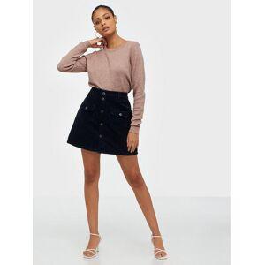 Jacqueline de Yong Jdymarco L/S Pullover Knt Noos Stickade tröjor Ljus Lila
