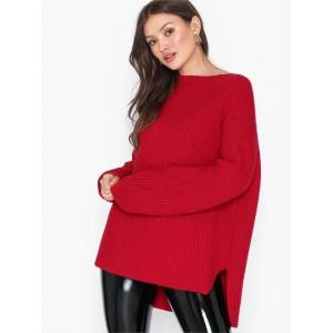 Hope Blank Sweater Stickade tröjor