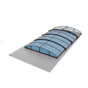 ALUNA® Wariant Light R1 4,25x8,61 m Klarglas