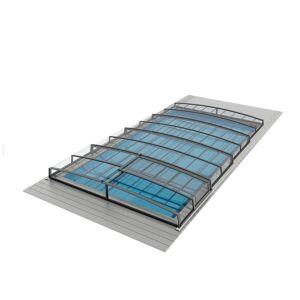ALUNA® Comfort Klarglas 4,24x8,67 m