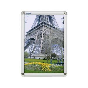 Franken BS0702 Växelram akryl Pappersformat: DIN A3 (B x H x D) 32.7 x 45 x 1.2 cm Silver