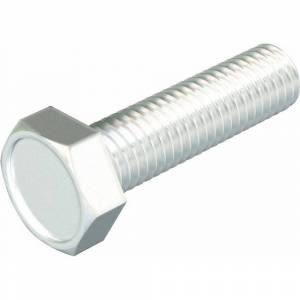 OBO Bettermann DIN933 M10x20V4A 3156031 Sexkantsskruv 10 mm 20 mm     Ickerostande stål  100 st