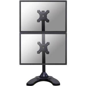 """NewStar FPMA-D700DDV 2x Monitorfot 25,4 cm (10"""") - 68,6 cm (27"""") Justerbar i höjd, Tiltbar, Svängbar, Roterbar"""