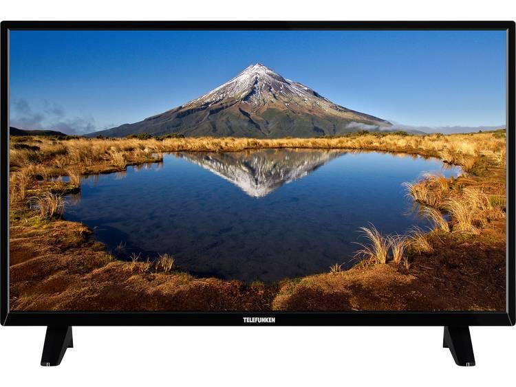 Telefunken C32H540A LED-TV 80 cm 32 tum EEK A+ (A++ - E) DVB-T2, DVB-C, DVB-S, HD ready, CI+ Svart