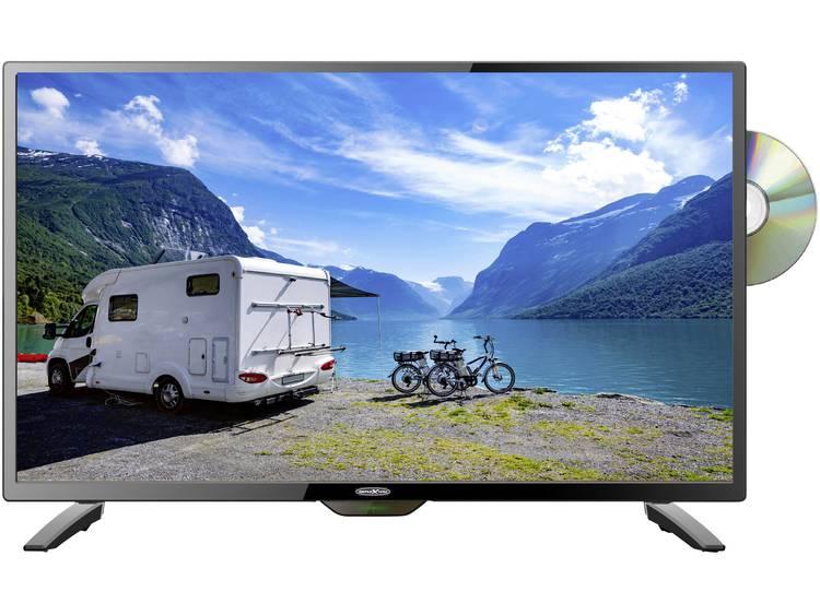 Reflexion LED-TV 28 tum EEK A+ (A+++ - D) CI+, DVB-C, DVB-S2, DVB- T2 HD, PVR ready, DVD-Player Svart (glänsande)