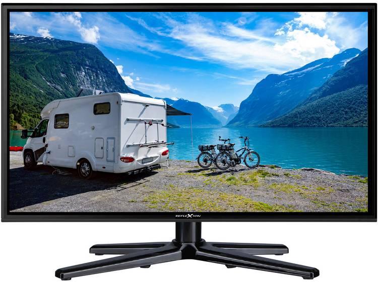 Reflexion LED-TV 18.5 tum EEK A (A+++ - D) CI+, DVB-C, DVB-S2, DVB- T2 HD, PVR ready Svart (glänsande)