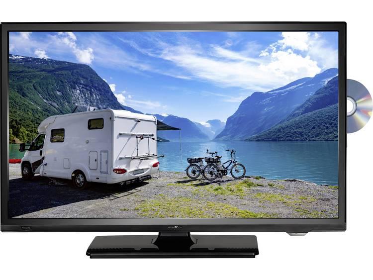 Reflexion LDDW22N LED-TV 55 cm 22 tum EEK A (A++ - E) DVB-T2, DVB-C, DVB-S, HD ready, DVD-Player, CI+ Svart