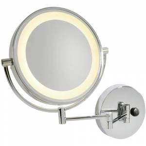 SLV  149782 LED-vägglampa 5.8 W   Krom
