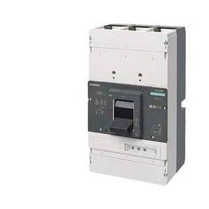 Siemens 3VL7710-3NN46-0AA0 Brytare 1 st  Inställningsområde (ström): 400 - 1000 A Växelspänning (max.): 690 V/AC (B x H x D) 305 x 406.5 x 333.5 mm