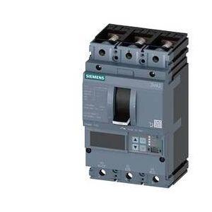 Siemens 3VA2010-5KP32-0CH0 Brytare 1 st 3 switch Inställningsområde (ström): 40 - 100 A Växelspänning (max.): 690 V/AC (B x H x D) 105 x 181 x 86 mm