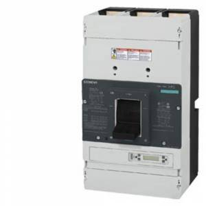Siemens 3VL8716-3UM30-0AA0 Brytare 1 st  Inställningsområde (ström): 640 - 1600 A Växelspänning (max.): 690 V/AC (B x H x D) 228.5 x 406.5 x 333.5 mm