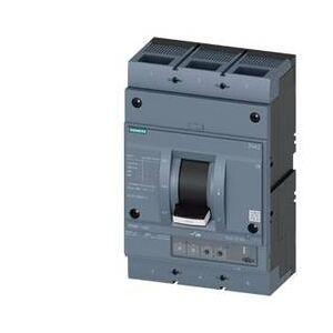 Siemens 3VA2580-6HN32-0CH0 Brytare 1 st  Inställningsområde (ström): 320 - 800 A Växelspänning (max.): 690 V/AC (B x H x D) 210 x 320 x 120 mm