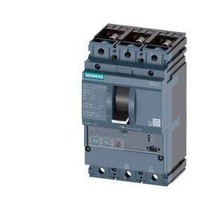 Siemens 3VA2063-5HL32-0CH0 Brytare 1 st 3 switch Inställningsområde (ström): 25 - 63 A Växelspänning (max.): 690 V/AC (B x H x D) 105 x 181 x 86 mm