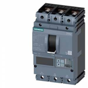 Siemens 3VA2063-5KP32-0CH0 Brytare 1 st 3 switch Inställningsområde (ström): 25 - 63 A Växelspänning (max.): 690 V/AC (B x H x D) 105 x 181 x 86 mm