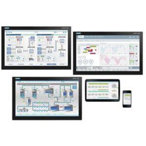 Siemens 6AV6361-1BA01-4AA0 6AV63611BA014AA0 PLC-programvara