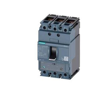 Siemens 3VA1125-6EF32-0CH0 Brytare 1 st 3 switch Inställningsområde (ström): 18 - 25 A Växelspänning (max.): 690 V/AC (B x H x D) 76.2 x 130 x 70 mm