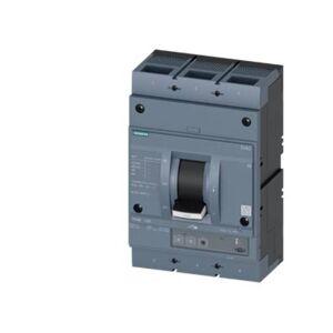 Siemens 3VA2580-5HL32-0CH0 Brytare 1 st Inställningsområde (ström): 320 - 800 A Växelspänning (max.): 690 V/AC (B x H x D) 210 x 320 x 120 mm