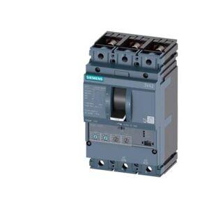 Siemens 3VA2063-6HN32-0CH0 Brytare 1 st 3 switch Inställningsområde (ström): 25 - 63 A Växelspänning (max.): 690 V/AC (B x H x D) 105 x 181 x 86 mm