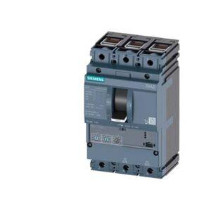 Siemens 3VA2110-5HL36-0CH0 Brytare 1 st 3 switch Inställningsområde (ström): 40 - 100 A Växelspänning (max.): 690 V/AC (B x H x D) 105 x 181 x 86 mm