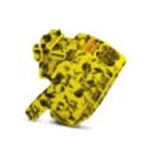 Tappklämma AGK 10-genomföringsplintar PTPOWER BK/YE AGK 10-PTPOWER BK/YE Phoenix Contact Innehåll: 10 st