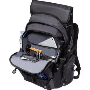 """Dicota Datorryggsäck Tasche / Notebook /  BacPack Universal / Passar max.: 39,6 cm (15,6"""")  Svart"""