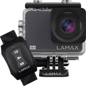 Lamax X9.1 Actionkamera Full-HD, 4K, vattentät