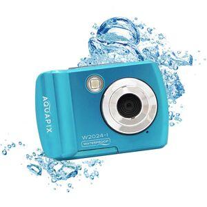 "Easypix W2024""Splash"" Digitalkamera 16 Megapixel  Is, Blå  Undervattenskamera"