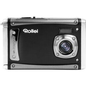 Rollei Sportsline 80 Digitalkamera 8 Megapixel  Svart  Full HD Video, Stöttålig, Undervattenskamera, Dammskyddad