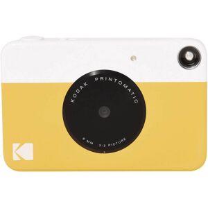 Kodak Printomatic Direktfilmskamera    Gul