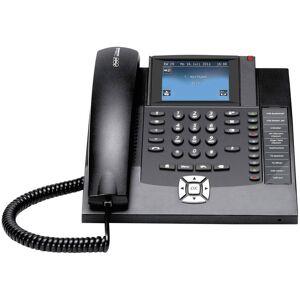 Auerswald COMfortel 1400 Växeltelefon ISDN Handsfree Touch-färgskärm Svart