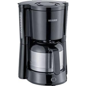 Severin KA 4835 Kaffebryggare Svart  Kapacitet Koppar=8
