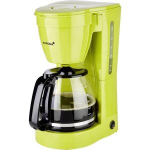 Korona 10118 Kaffebryggare Grön  Kapacitet Koppar=12 Varmhållningsfunktion