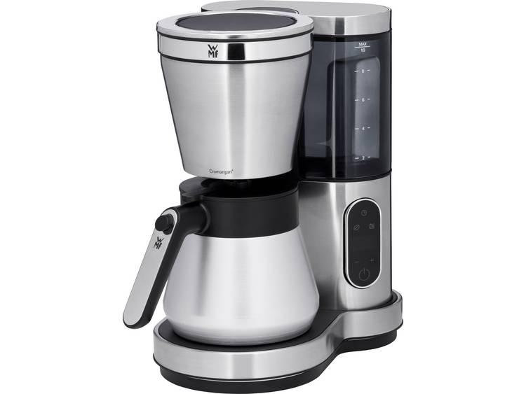 WMF LUMERO Thermo Kaffebryggare Silver, Svart Kapacitet Koppar=8