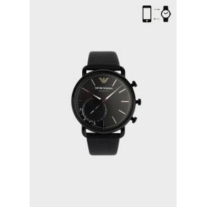 Giorgio Armani OFFICIAL STORE Hybrid Watches