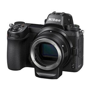 Nikon Z6 + FTZ Adaptor