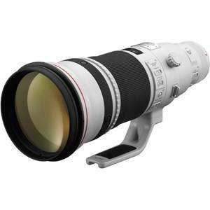 Canon 500mm F4 IS MK II