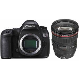 Canon EOS 5DS R 24-105mm