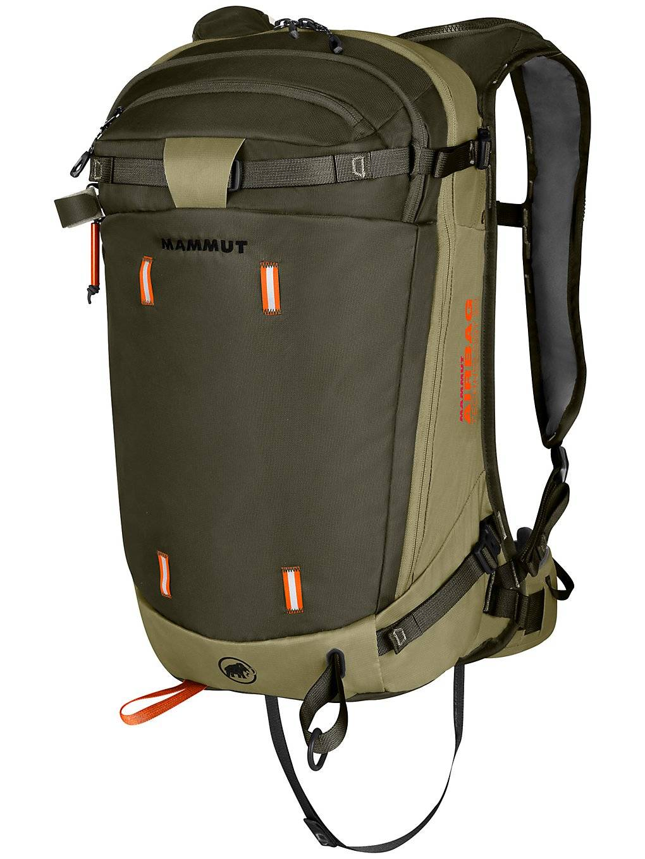 Mammut Light Protection Airbag 3.0 30L Backpack boa iguana