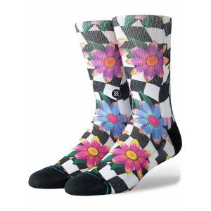 Stance Flower Rave Socks multi