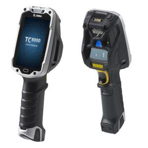 Zebra TC8000, 802.11 A/B/G/N, BT 4.0, NFC, 2D IMAGER TC80NH-2101K420IN