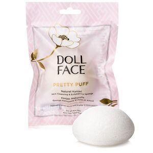 Doll Face Pretty Puff Original Konjac Cleansing Sponge