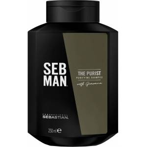 Sebastian Seb Man The Purist Purifying Shampoo 250ml