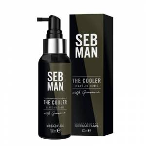 Sebastian Seb Man The Cooler Leave-In Tonic 100ml