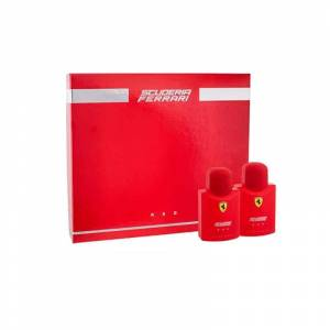 Acer Ferrari Scuderia Red Edt 75ml + Aftershave 75ml Giftset