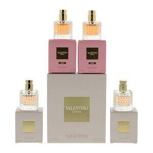 Valentino Donna Mini Set 4 X 6ml