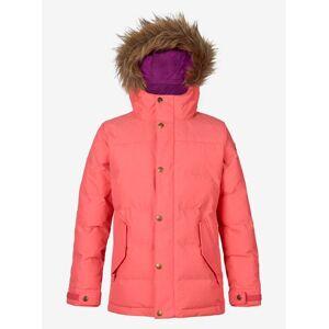 Burton Girls' Traverse Jacket, Georgia Peach, XL