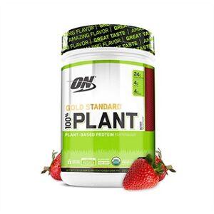 Optimum Nutrition 100% Plant Protein Gold Standard, 680g. Vanilla
